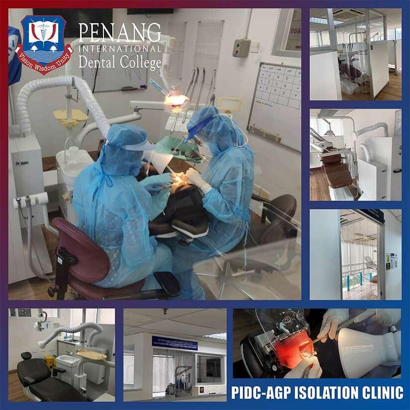 PIDC-AGP Isolation Clinic